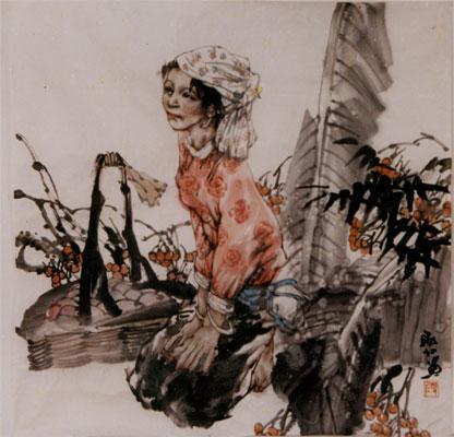 中国大画廊--当代青年画家